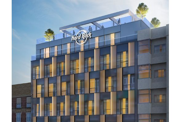 Hard Rock International to open new hotel in Madrid (ES)