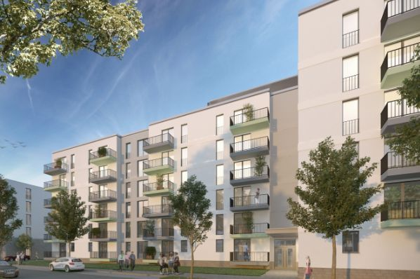 Union Investment acquires planned micro-apartment complex in Wiesbaden (DE)