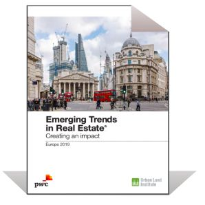 Emerging trends in real estate Europe 2019 | PwC & ULI