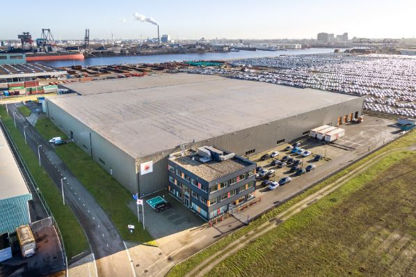 Gramercy Europe acquires Amsterdam Port warehouse for €16m (NL)