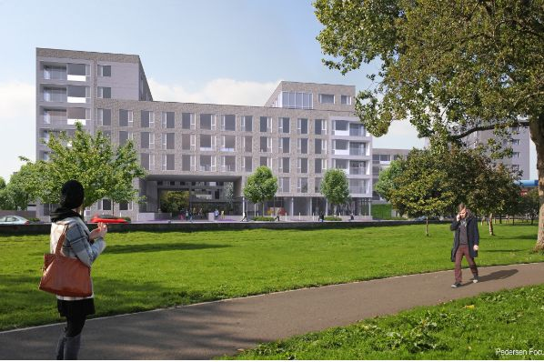 Future Generation to create 600-bed student housing in Cork (IE)
