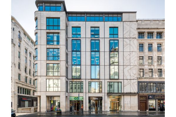 Cording acquires landmark 111 Strand building for €52.8m (GB)