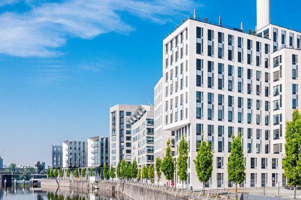 tristan invests in frankfurt waterfront office de. Black Bedroom Furniture Sets. Home Design Ideas