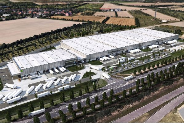 Goodman to deliver BMW logistics centre in Leipzig (DE)