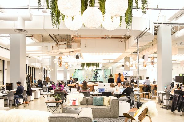 The European market for flexible offices to grow by up to 30%