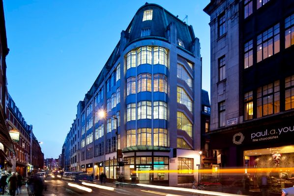 Orchard Street Acquires London Soho Building For EUR618m GB