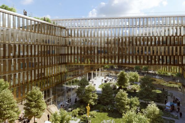 AXA IM - Real Assets launches major office development in Paris (FR)