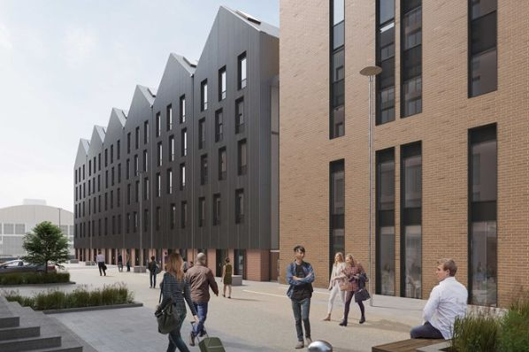 Mace sells €93.1m Sheffield PRS and student scheme (GB)