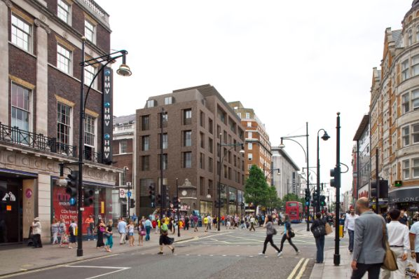 Hines acquires mixed-use scheme in London (GB)