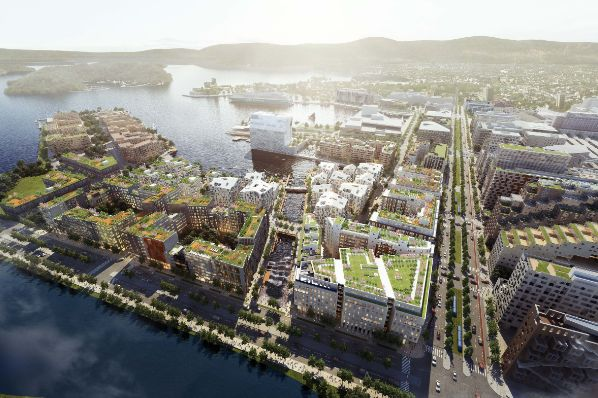 Madison invests in Norway's largest urban development