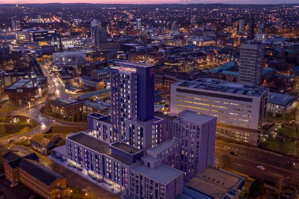 Octopus Property funds Coventry student scheme with €41m loan (GB)