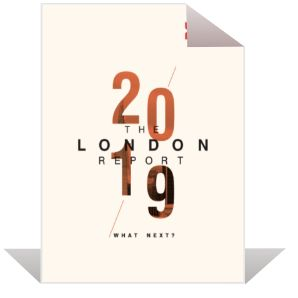 The London Report 2019 | Knight Frank