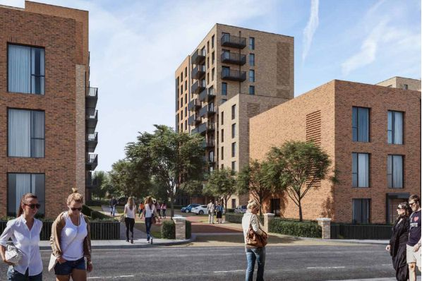 Weston Homes acquires Watford Laundry Factory for €99m mixed-use scheme (GB)