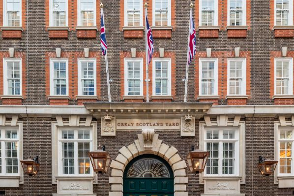 Galliard Group completes €128m Great Scotland Yard Hotel in London (GB)