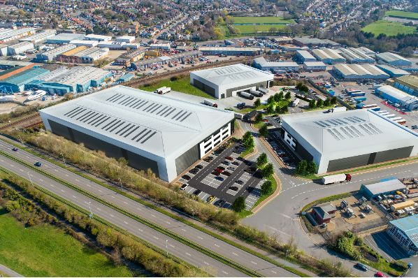 St. Modwen acquires logistics property in Poole (GB)