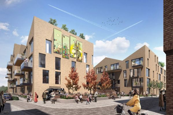 Placefirst unveils plans for €31.8m BTR in Bolton (GB)