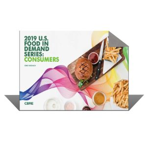 Food in Demand: Consumers | CBRE