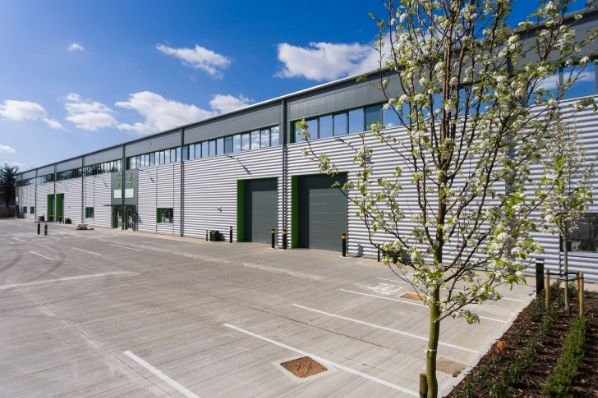 Chancerygate completes four industrial developments (GB)