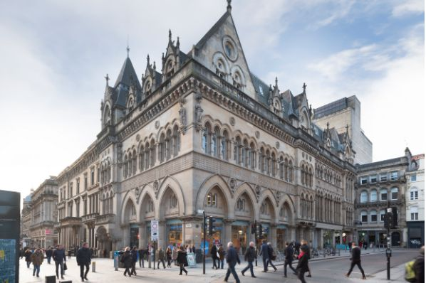 AEW acquires Glasgow retail property €38.3 (GB)