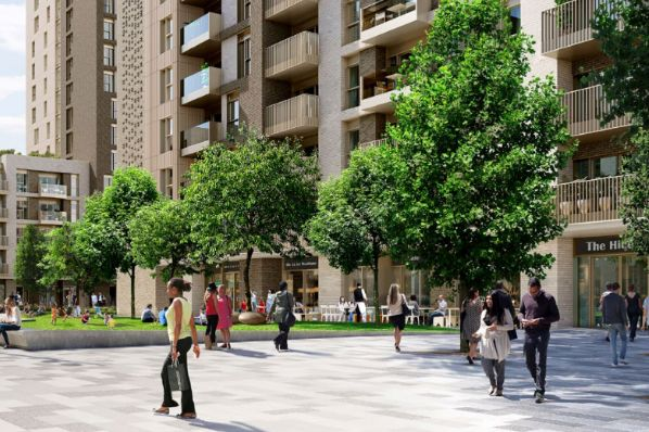 Octopus Property provides €11.6m for Harlow redevelopment scheme (GB)