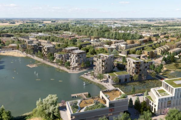 Urban&Civic secures Cambridge resi scheme (GB)