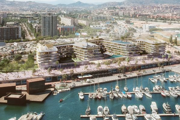 ASG signs Hard Rock International for €200m Barcelona hotel scheme (ES)