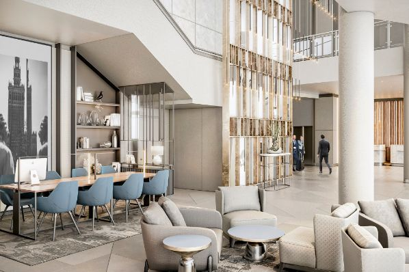 Europa Capital refurbishes Radisson Collection Hotel in Warsaw (PL)