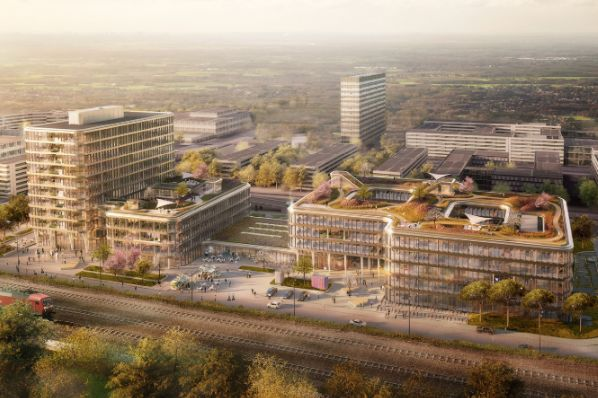 CODIC securs €162m financing for Dusseldorf office complex (DE)