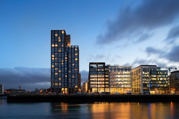 Kennedy Wilson increases its stake in Capital Dock scheme in Dublin (IE)