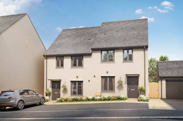 Legal & General brings its first affordable homes to market (GB)