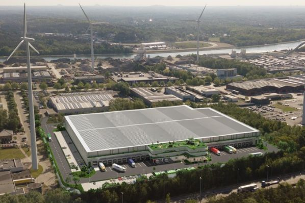 Montea plans first carbon-free logistics scheme in Belgium