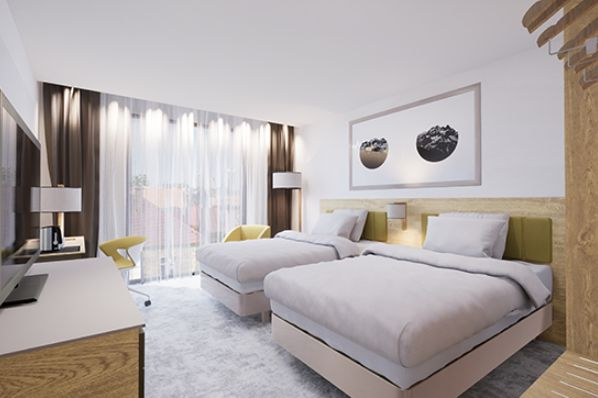 Hilton Garden Inn debuts in Lithuania