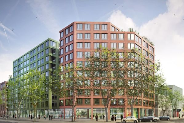 Henderson Park and Hines invest in Barcelona student scheme (ES)