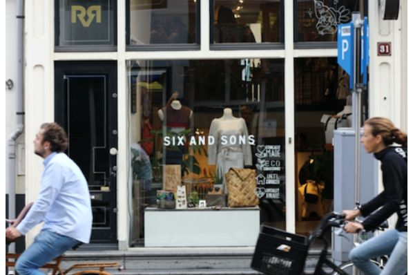 Six and Sons returns to Amsterdam (NL)