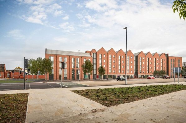 Caledonian lands €10.8m student housing project (GB)