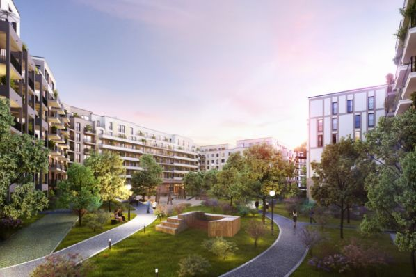 Hines expands its Berlin resi portfolio (DE)