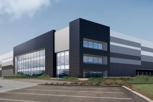 IM Properties submits planning for Jaguar Land Rover campus (GB)