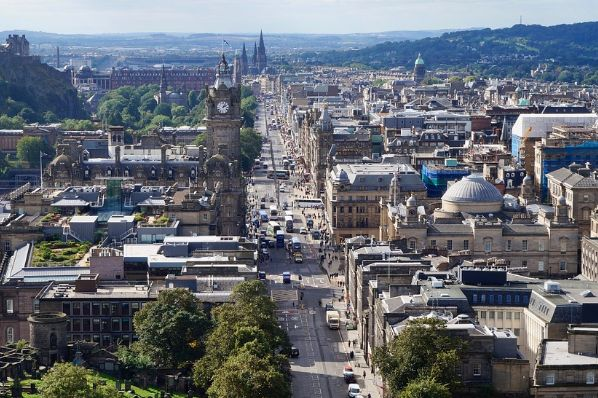 Scotland attracts over half a billion pound of international capital in H1 2019