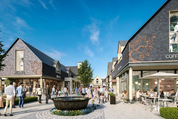 Robert Hitchins and ROS Retail Outlet Shopping team up for UK retail scheme