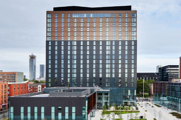 Hyatt unveils two hotels in Manchester (GB)