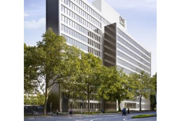 AEW acquires office property in Cologne (DE)