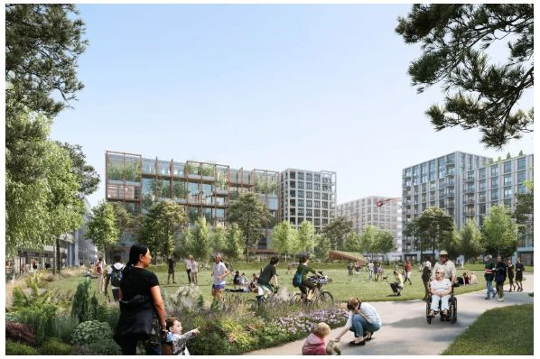 British Land gets green light for Canada Water town centre makeover (GB)