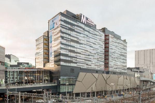 Westfield launches in Continental Europe