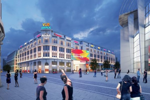 DTZ Investors to invest €10.4m in Printworks redevelopment (GB)