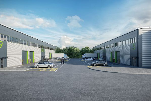 Chancerygate gets go-ahead for Chertsey Business Park (GB)