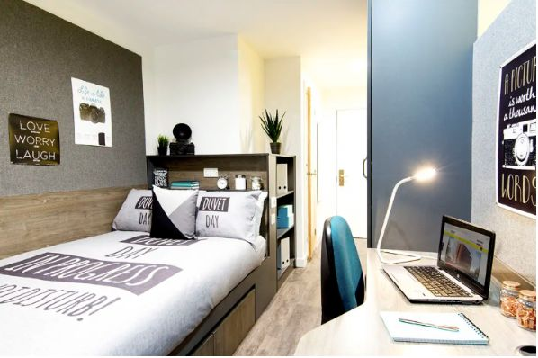UK student accommodation investment reaches €3bn