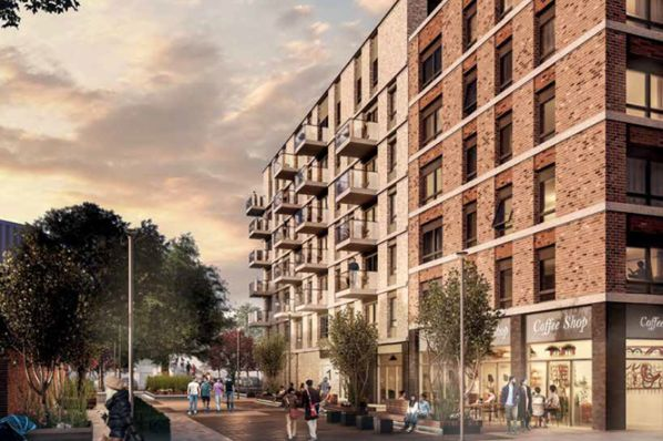 Mace submits plans for Stevenage town centre regeneration (GB)