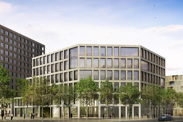 Commerz Real invests €130m in Barcelona office scheme (ES)