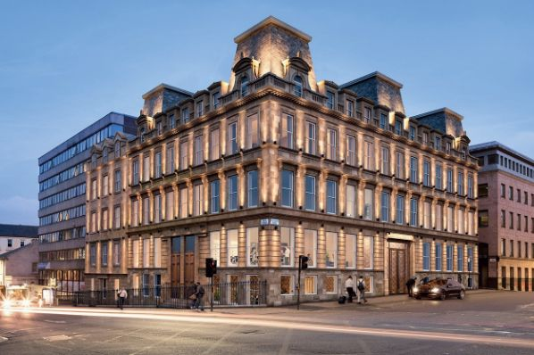 Rogue City Hotels acquires Wellington House in Glasgow (GB)