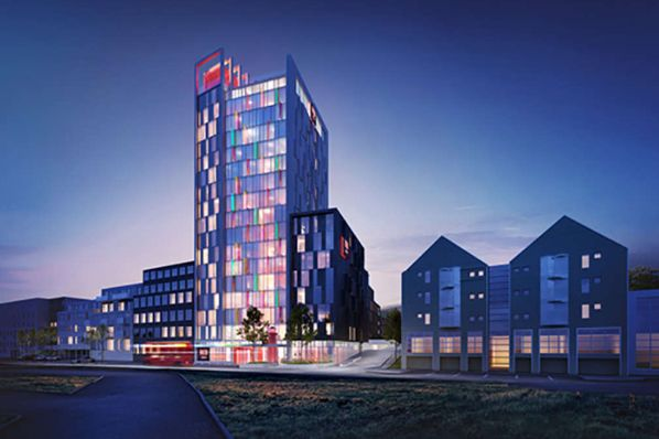 Radisson to open new hotel in Reykjavik (IS)